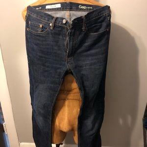 Dark Wash Gap Jeans